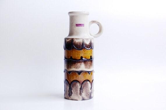 Vintage West German Vase  - Scheurich 401-28