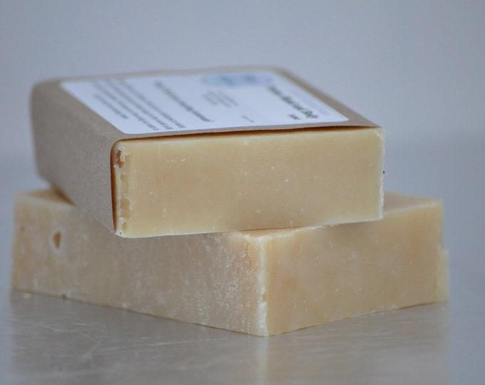 Porter Hand Soap (Porter Beer) --  All Natural Soap, Handmade Soap, Unscented Soap, Hot Process Soap, Vegan Soap, Beer Soap, Man-Friendly