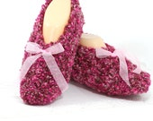 Colored Knitted Slipper