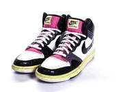 NIKE Court Force High Women's Size 10