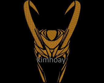 Loki Silhouette Etsy