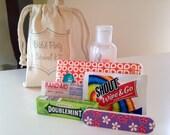 Bridal Party Survival Kits - Bridesmaids, Maid of Honor, Matron of Honor, Wedding Party Favors gifts