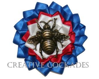 Buy American Bee Pin