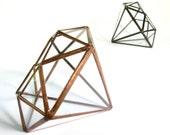 Hanging Diamond Terrarium - Minimalism