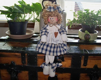 Inspirational Country Doll
