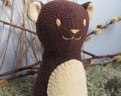 Brown Teddy Bear, Stuffed Animal Plush Toy, Ecofriendly