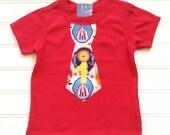 Boys Circus Top Boys Tie Shirt Boys Tops Boys Clothing Circus Shirt Kids Baby Toddlers Size 0-3 3-6 6-9 12 18 24 Mo Boys 2 3 4 5 6 8 10 12