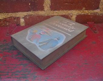 Beetlejuice Handbook for the Recently Deceased prop replica