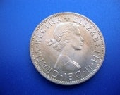 Coin Great Britain Half Crown 1961