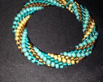 Pretty Beaded Bracelet