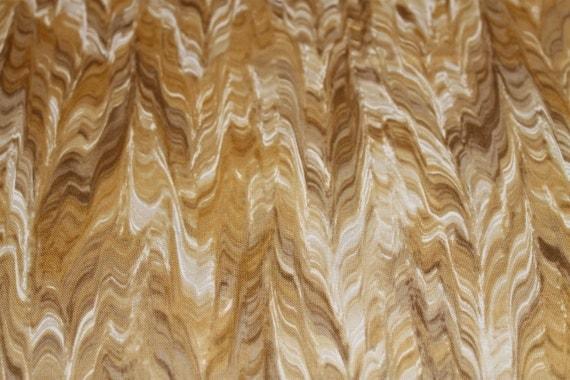"""Swirl Fabric,Tone on Tone Fabric,Tonal Fabric,Tan Fabric,Tan Swirl Fabric,Fabric Squares,12"""" x 12"""" Fabric Squares,Quilt Fabric,Craft Fabric"""