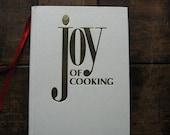1975 Joy of Cooking cook book
