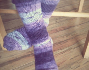 knit-to-order SOCKS