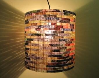 Ceiling Lighting Ceiling Light Chandelier Lighting Hanging Pendant Light Lampada COFFEE FILTER ART