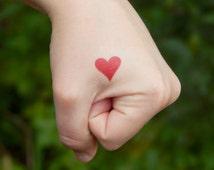 Articoli popolari per tatuaggio cuore piccolo su Etsy