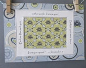 Ultrasound Frame or Mat only with Bible Verse - Blue Grey, Navy and Green - Frogs - Baby Boy 5x7