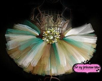 Camo Tutu Skirt - newborn tutu, infant tutu, baby tutu, toddler tutu, military tutu, dress up tutu, pageant tutu, birthday tutu, dance tutu