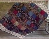 Civil War Patchwork Quilt