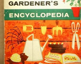1960s gardening book The Good Gardener's Encyclopedia