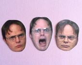 Dwight Schrute (the office) stickers