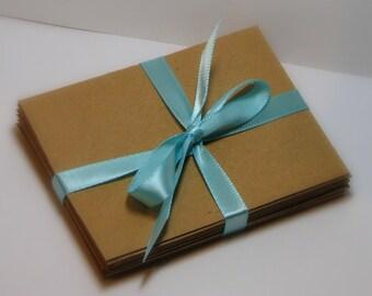 3x4 Kraft Envelopes