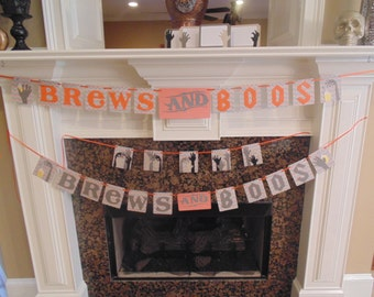 Brews and Boos Halloween Party Kit