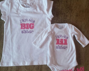 Big Sister Little Sister clothes