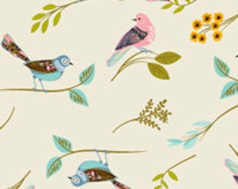 Melody Bird Print tissue paper