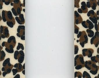 Cheetah Animal Print Single Decora Light Switch Plate