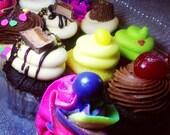 Amanda Cupcake - 1 Dozen Mini Cupcake Variety Pack!