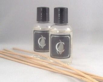 GOURMET VANILLA diffuser oil, 2 oz refill