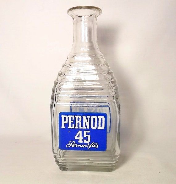 Pastis 51, Pernod 45 water carafe - the great French aperitif