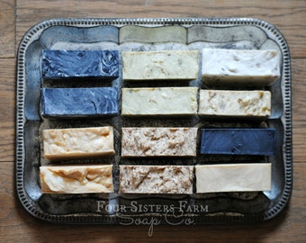 Last Minute Gift, Christmas Gift, Soap Subscription, Soap of the Month, Gift for sisters, Gift for Mom, Gift for Dad, Gift for Boyfriend