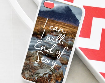 I Can, I Will iPhone Case