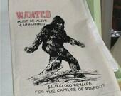 Big Foot Flour Sack T-Towel