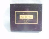 Distinguished Vintage Series Cigar Box By Rocky Patel