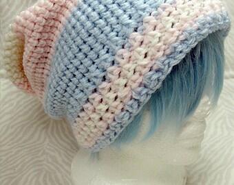 Transgender Pride Slouchy Hat