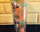 Bright Owls - Brand new Hot or Cold Travel Tumbler 22oz - sip lid and straw Sassy Sippers