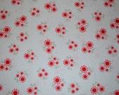 Riley Blake Designs Twice As Nice Yardage - Spice Petals White