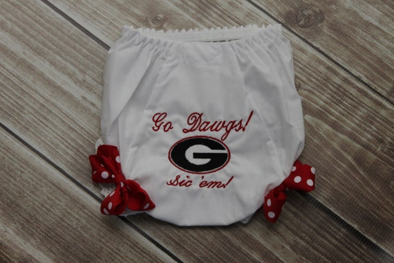 Baby Girl Georgia Bloomers