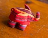 On Kenyan Safari - Baby Elephant - Support Adoption