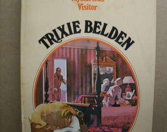 Trixie Belden The Mysterious Visitor #4