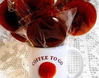 Coffee to Go, Bulk, Brewed, Organic Decaf Coffee, Lollipop, Coffee Shops, Boutiques, Delis, Restaurants, Home Bar