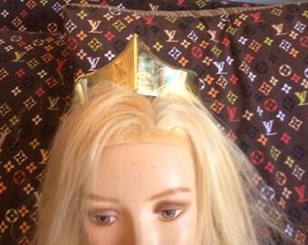 Disney inspired Princess Ariel little mermaid wedding Crown full size