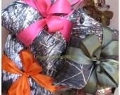 Mossy Oak New Break Up Ring Pillow, Mossy Oak Camo Ring Pillow