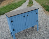 Painted Entryway Table, Sideboard, Buffet, Foyer Table, Sofa Table