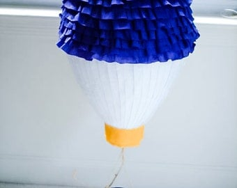 Hot Air Balloon Party Pinata