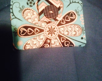 Ladie's Handmade Coin Purse Wallet