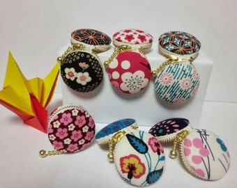 Japanese style macaron/macaroon pouch - choose one from 6 cases