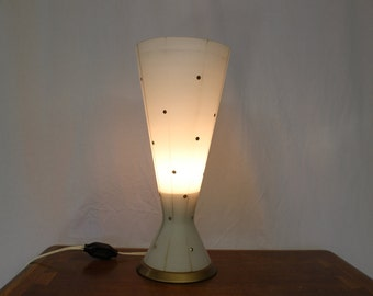 Mid Century Modern vintage,  french torchiere lamp